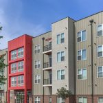 Grand Opening | Park Hill Station Exterior | Denver Apartments From Delwest